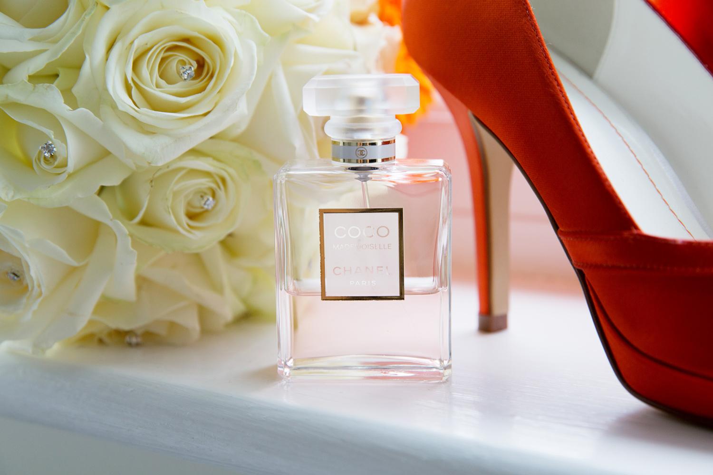 Orange Wedding Shoes,Helen England Photography, Kent, U.K