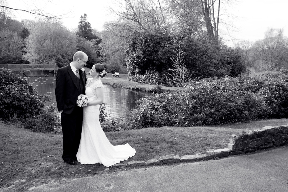 spring wedding at The Spa Hotel Tunbridge Wells, Kent, by Helen England Photography