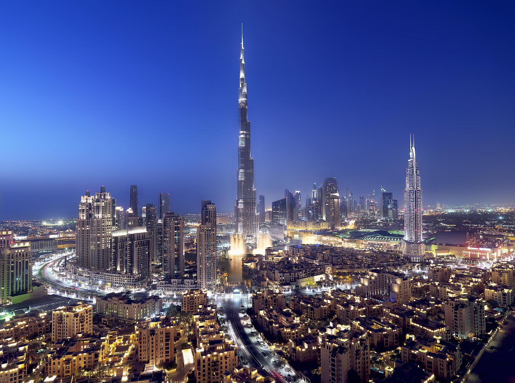 Best-selling author, Dr. Parag Khanna, hails Dubai as the centre of new world order.  Image Credit: Courtesy: Dubai Media Office