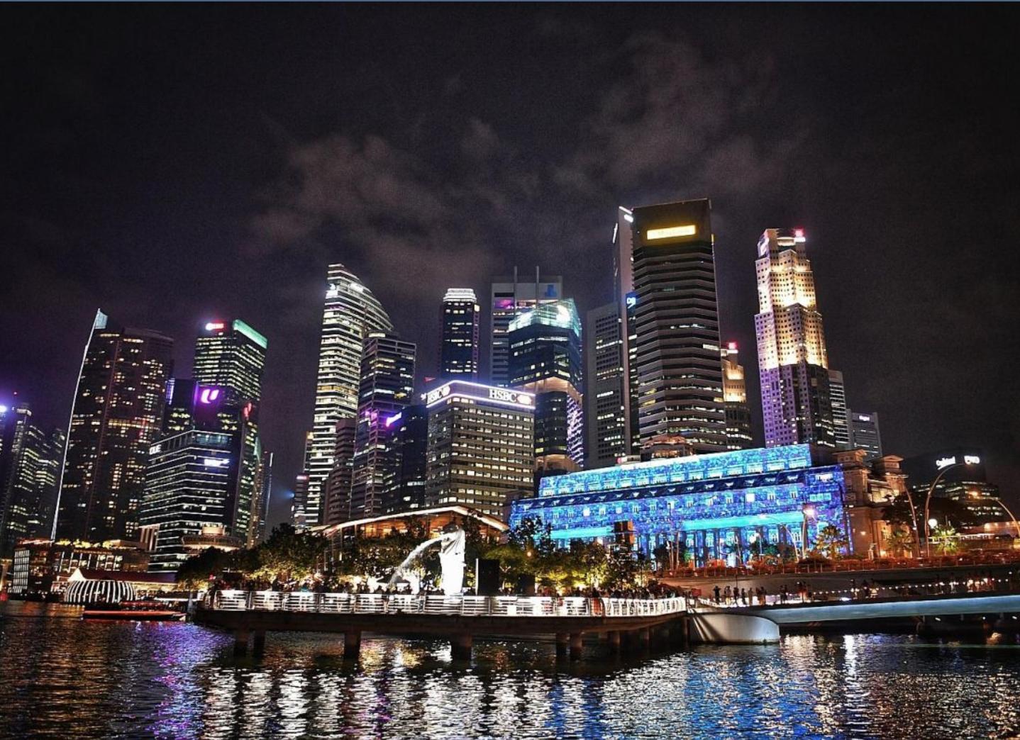 Singapore Parag Khanna