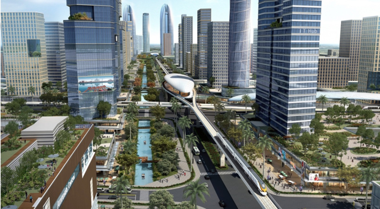 Parag Khanna Ozy Urban Future