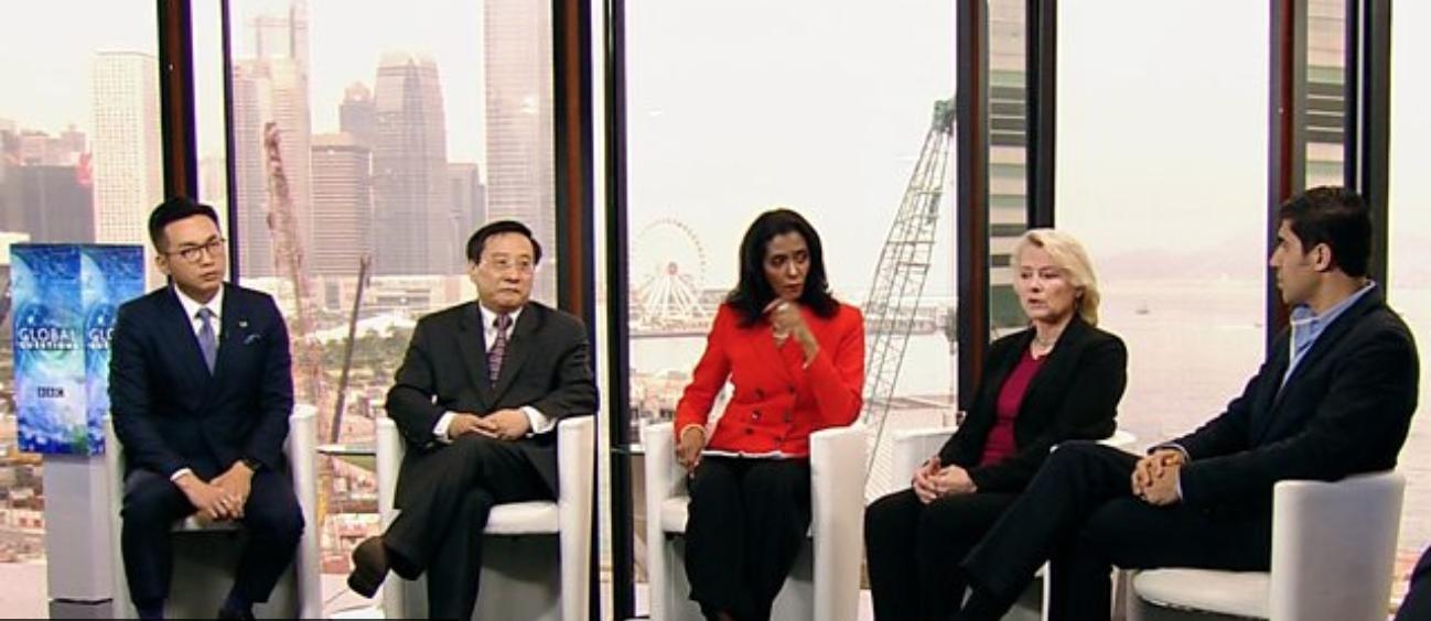 BBC Parag Khanna Global Questions. Jpg