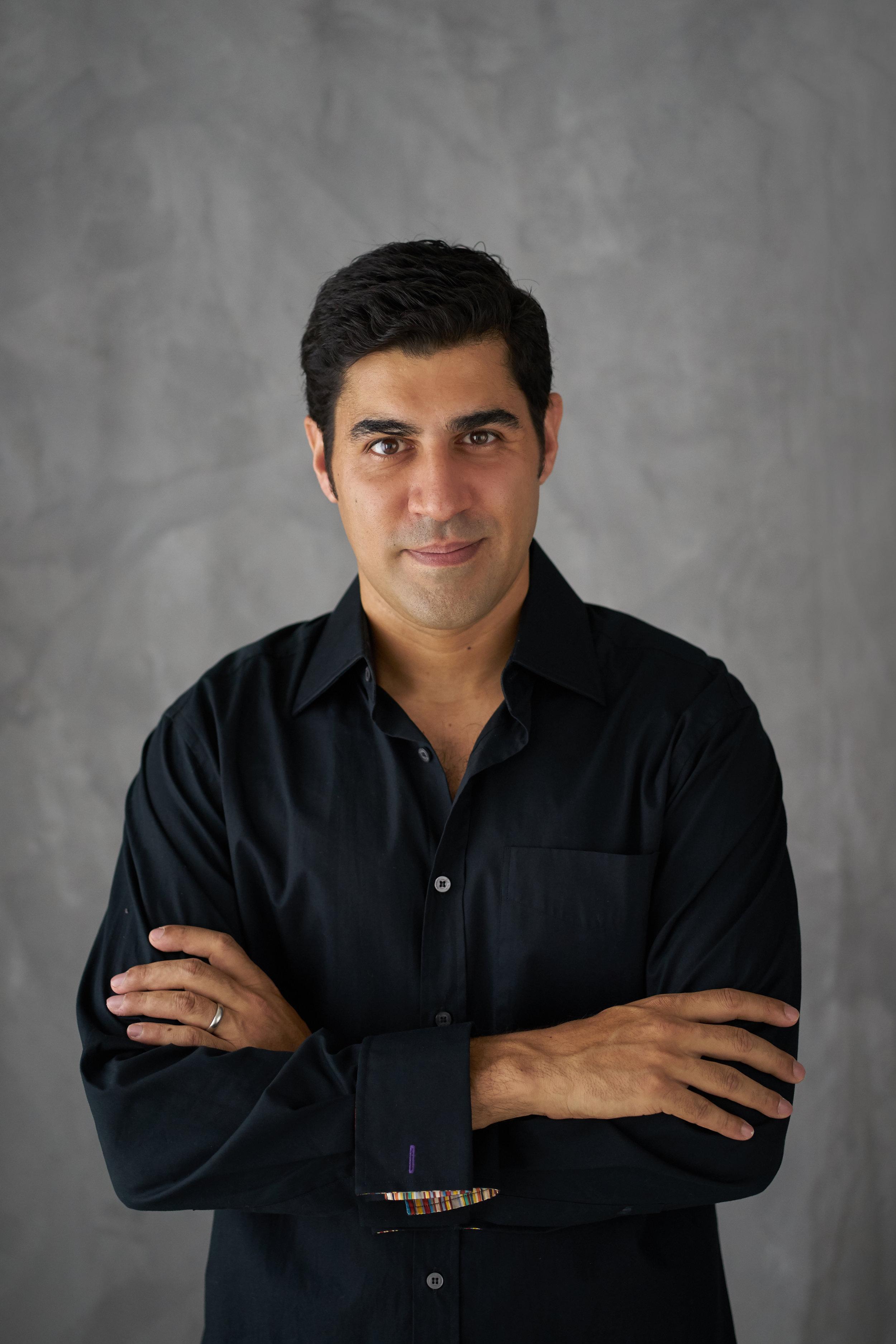Parag Khanna Author Keynote Speaker 2018