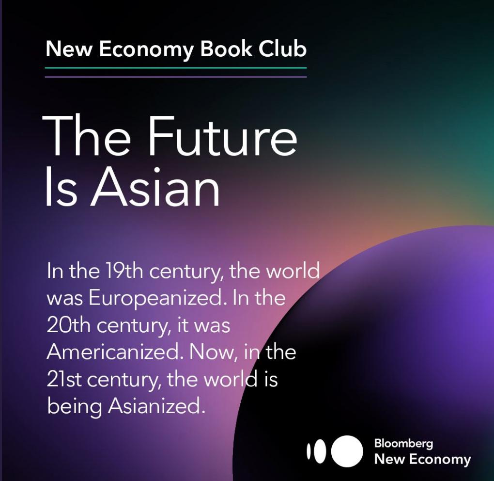 Bloomberg Parag Khanna