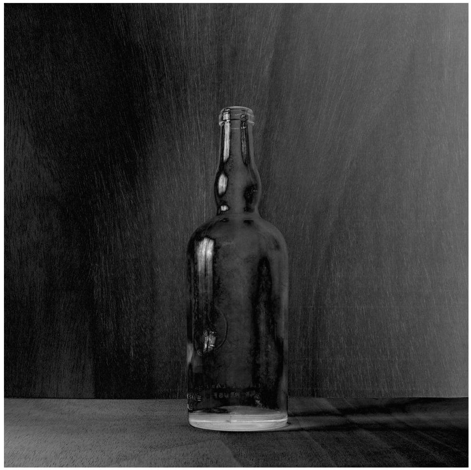 Botella vacía/ Empty bottle