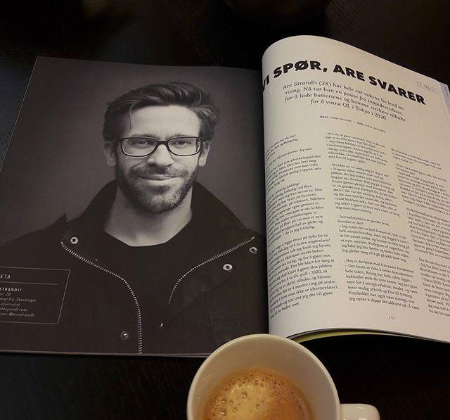 Du har ennå en uke på å kjøpe siste magasin før nytt kommer ut! Les om roer Are Strandli, Jorun Hodne, ruspolitikk, ekte kjærlighet og mer. #gatemagasinetasfalt