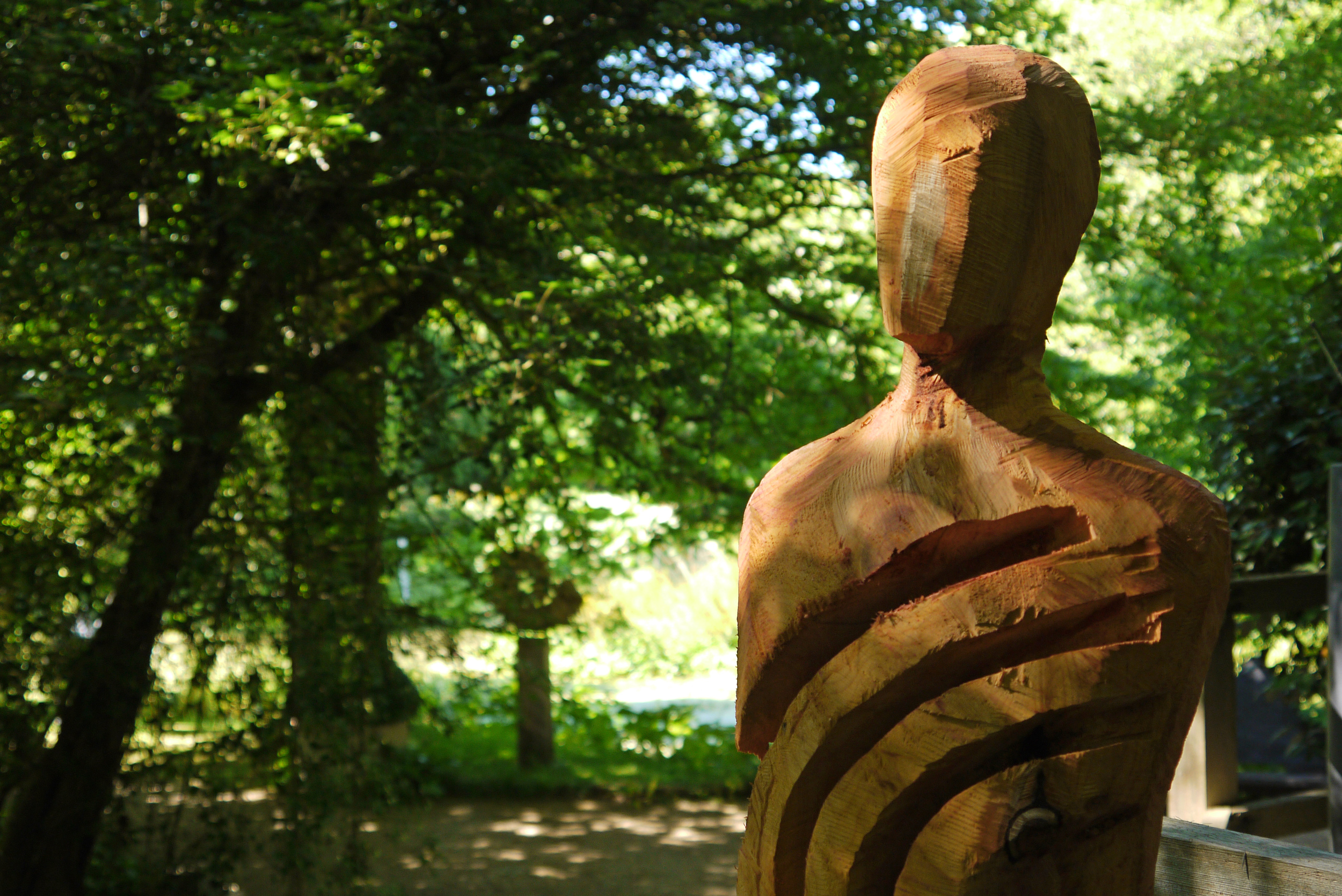 'Harvest Figure I' Walter Bailey - carved from Yew.jpg