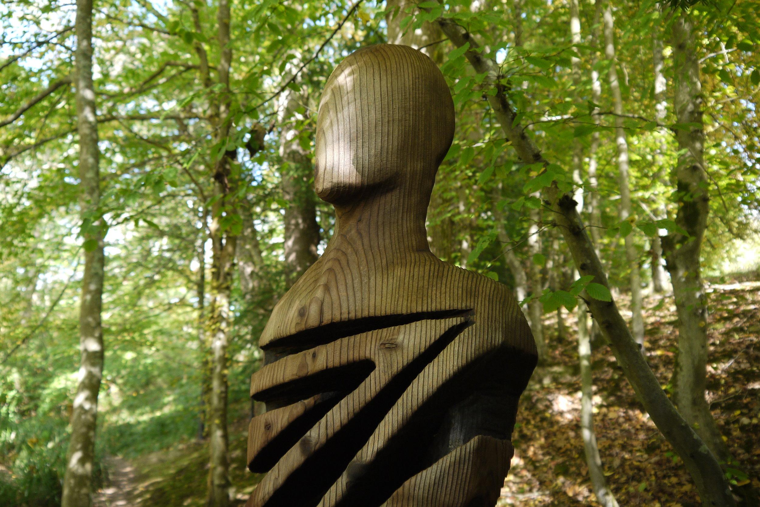 'Lightning Figure' Walter Bailey