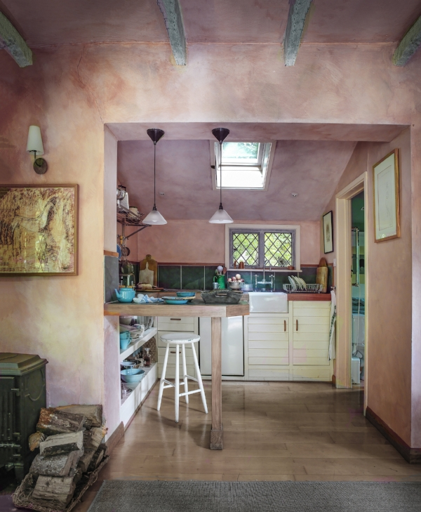 The Summer House - wide of kitchen.jpg