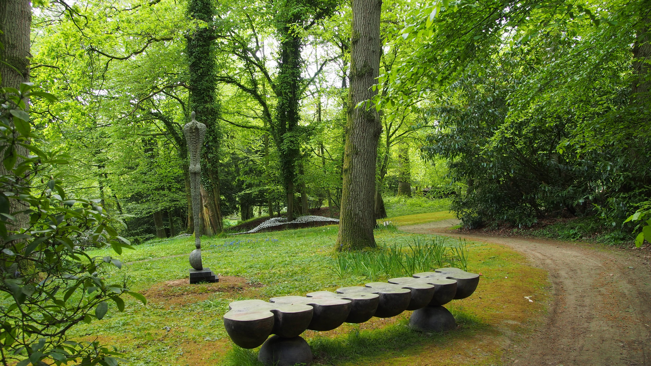 'Amorphos Bench' Tom Nicholson-Smith & 'Breath Balance Grow' Michael Seller