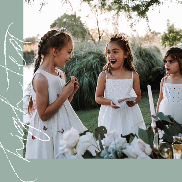 Our Narnia inspired high tea was featured on @polkadotbride's blog today! The girls reaction when they opened the invitation is priceless 💕 You can also read more about the day on my blog (website in description)  Photographer: @shenae.rose.stills.and.motion  Cinematographer: @reillystewart  Dresses/Creative Direction: @samanthaawynne  Flowers/Styling: @michellemokcreates Cakes & Sweets: @cakeloveperth  Jewellery & Hairpieces: @kezanijewellery  Hair & Makeup Artist: @theprettyparlour  Tableware: @sideserveperth  Calligraphy & Stationery: @jessisjam  Violinists & Guest Artists: @madeleineantoine @mckenzierichardson_  Venue & Pony: @brookleighweddings