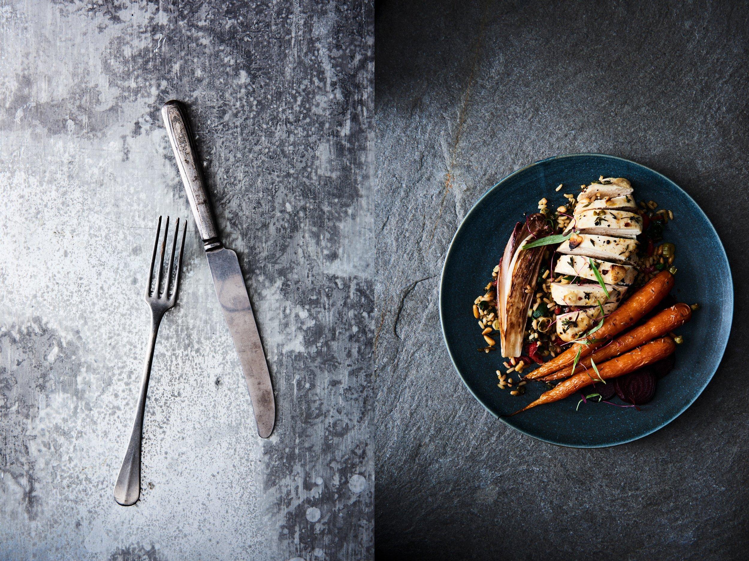 Photo: Ulf Svane  Food: Rosie Birkett