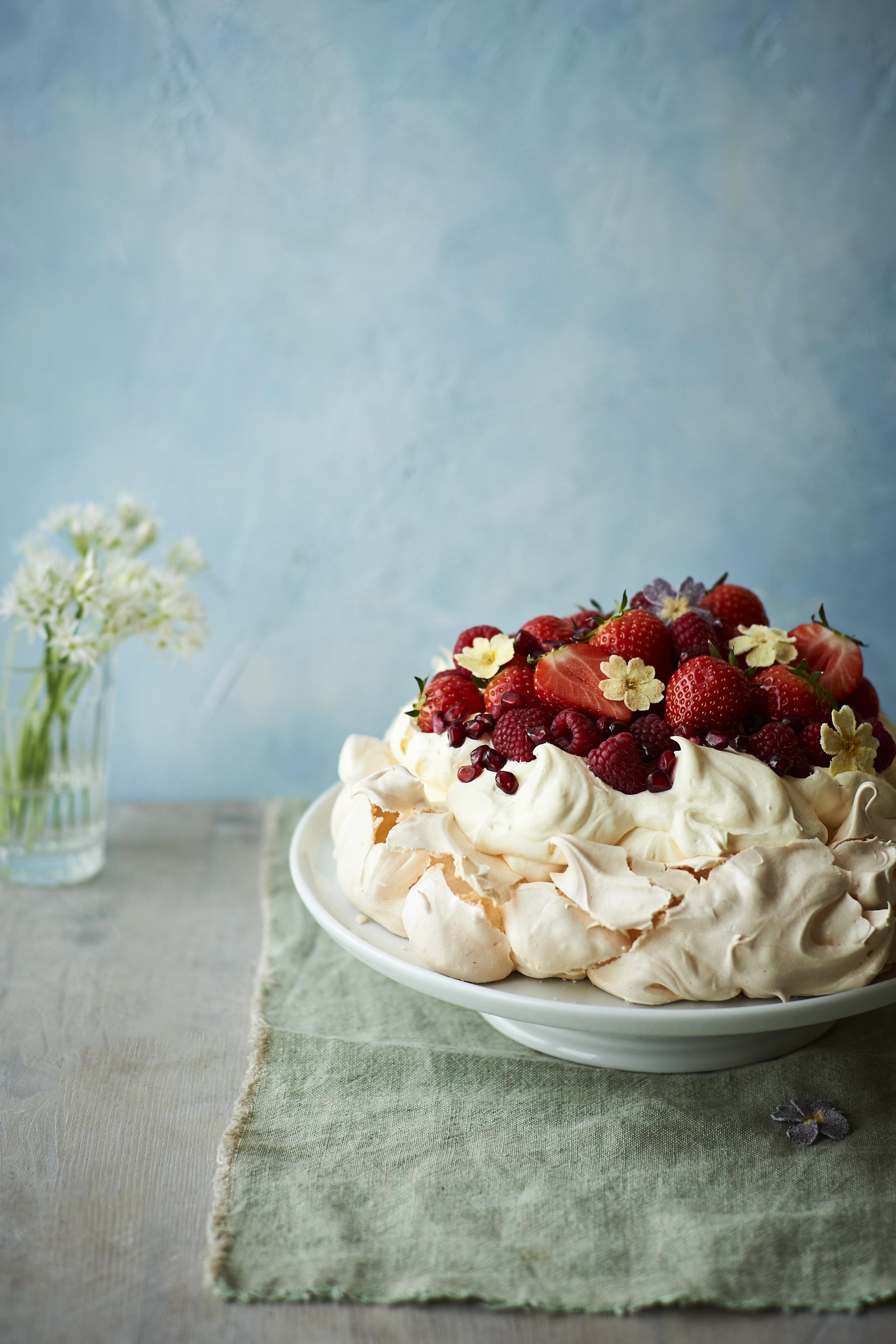 Photo: Brid Ni Luasaigh  Food: Holly Cochrane