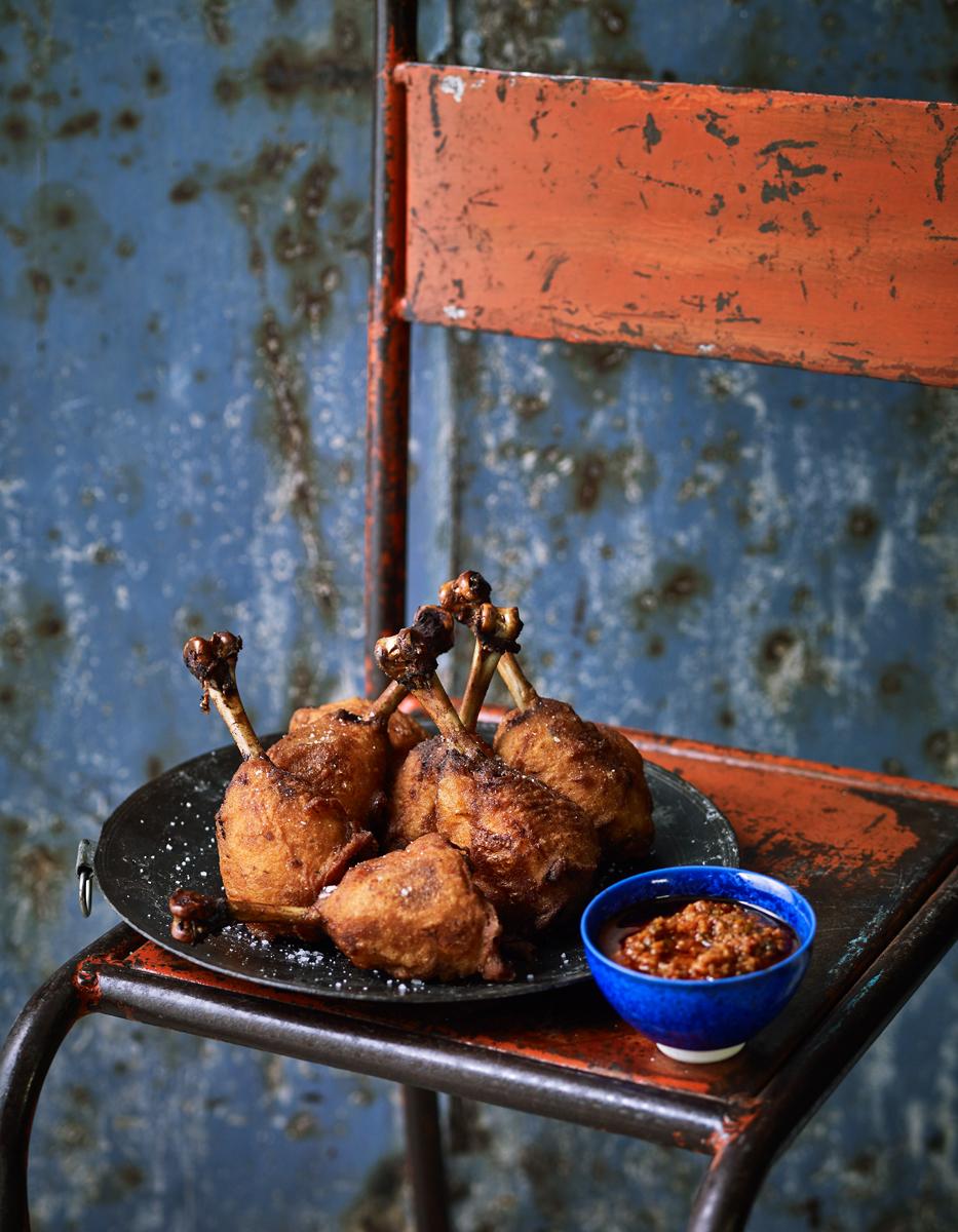 Chai, Chaat & Chutney by Chetna Makan  Octopus Books  Photo: Nassima Rothacker  Food: Lizzie Kamenetsky