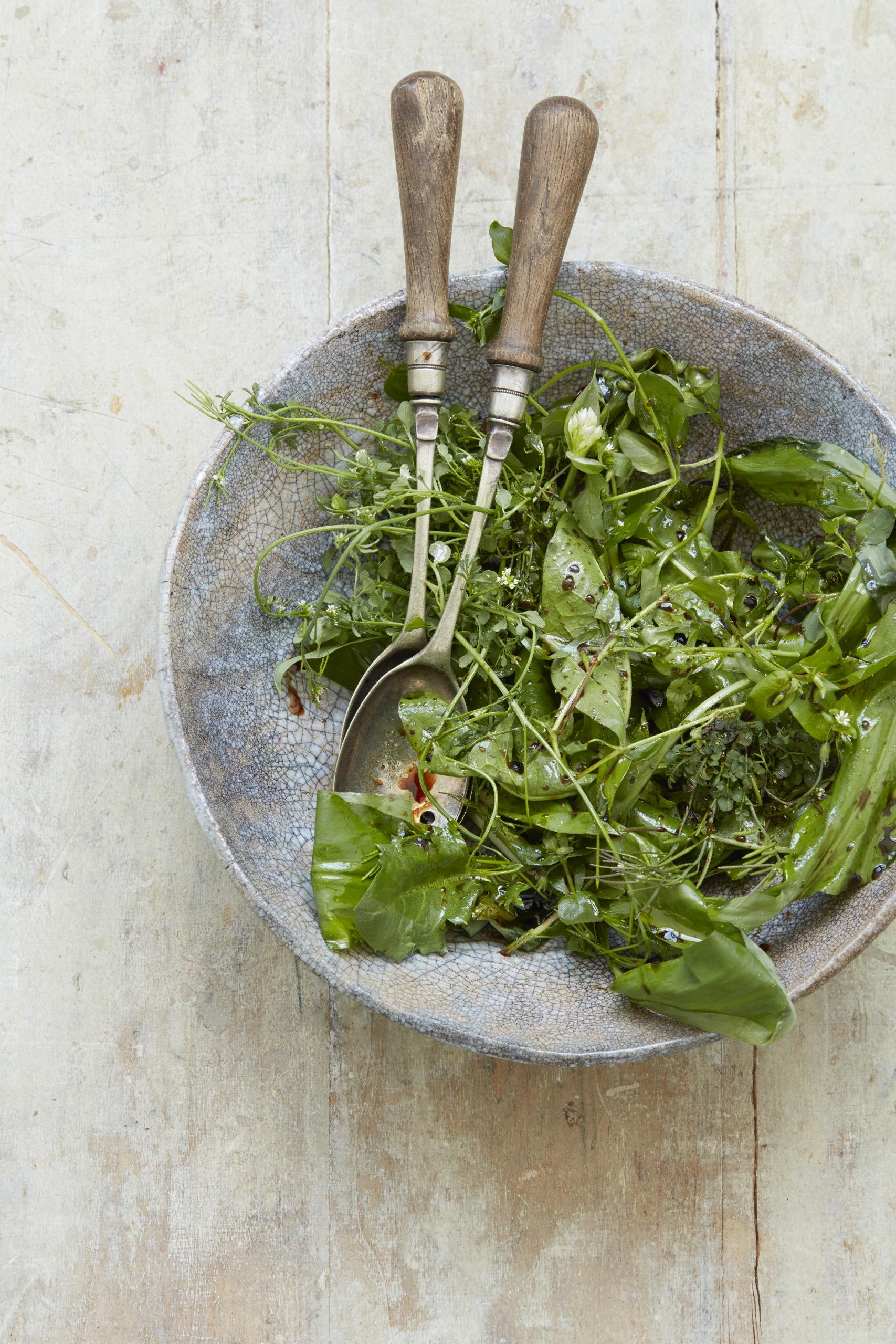 Grow Cook Nourish by Darina Allen  Photo: Clare Winfield  Food Styling: Sunil Vijayaker