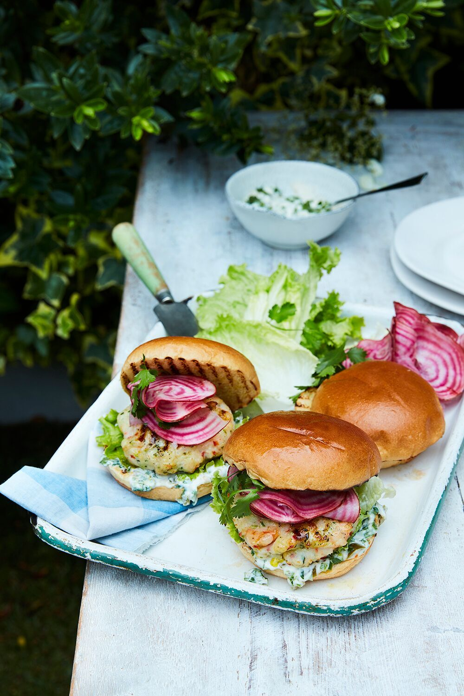 Bill Granger BBQ  Sunday Times Magazine  Photo: Petrina Tinslay  Food Styling: Jennifer Joyce