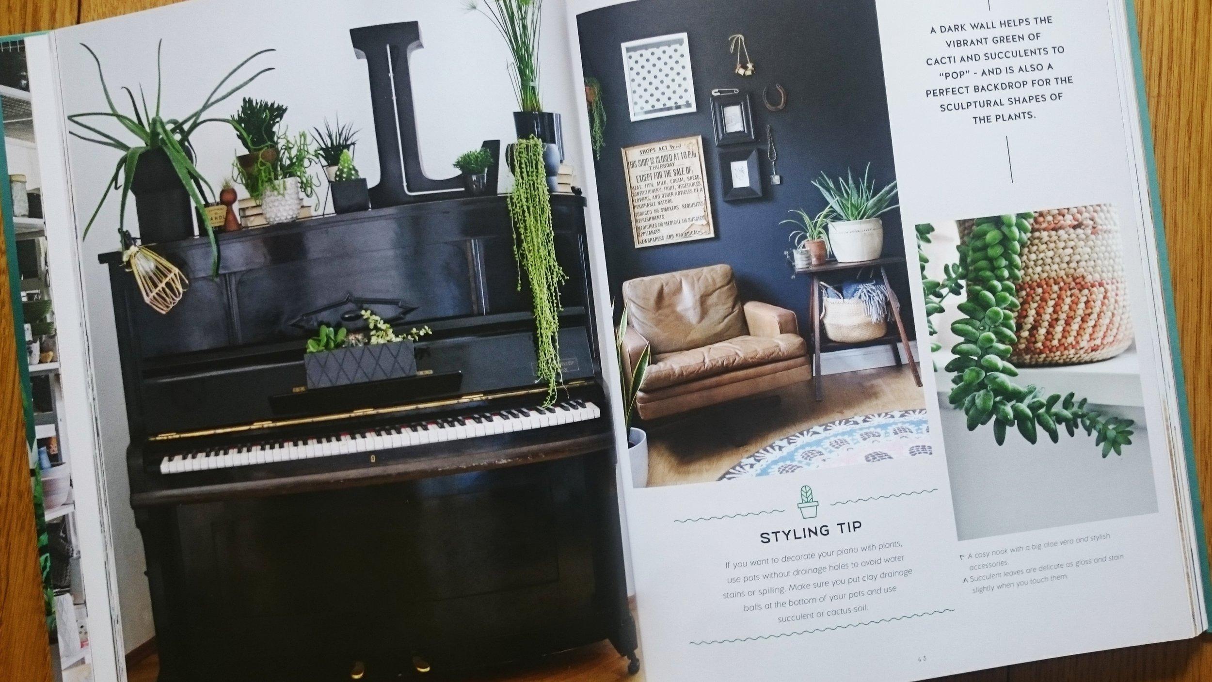Des tips décoration et aménagement   / Styling tips & arrangement