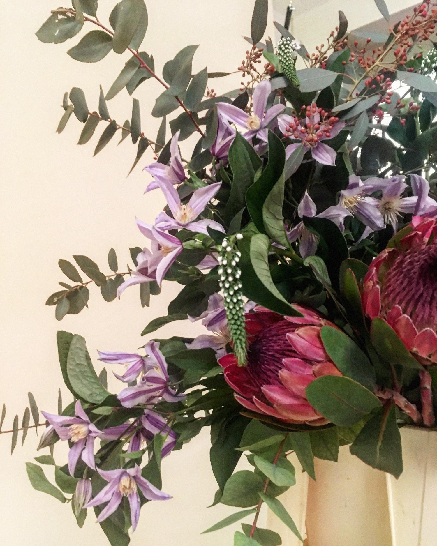 Séléction fleurs - Clotilde & Alexis