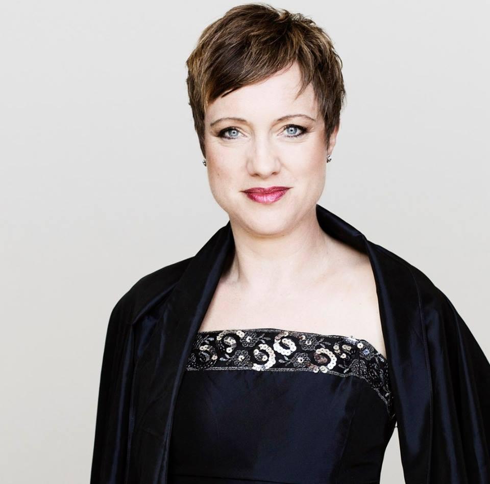Karin Dornbusch, klarinett  Konstnärlig ledare 2006-2017