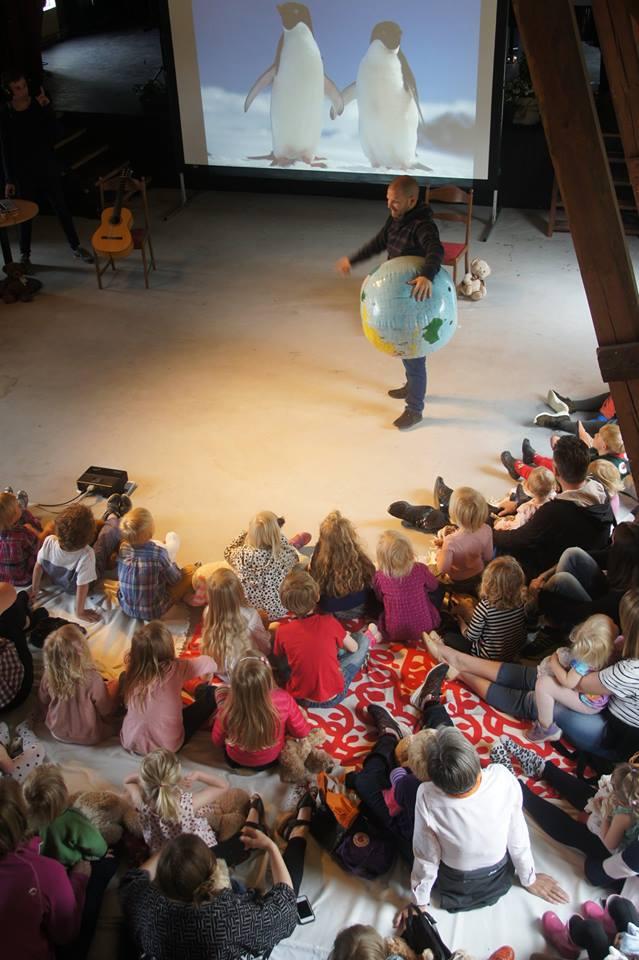 Barnkonsert i Apelrydsladan