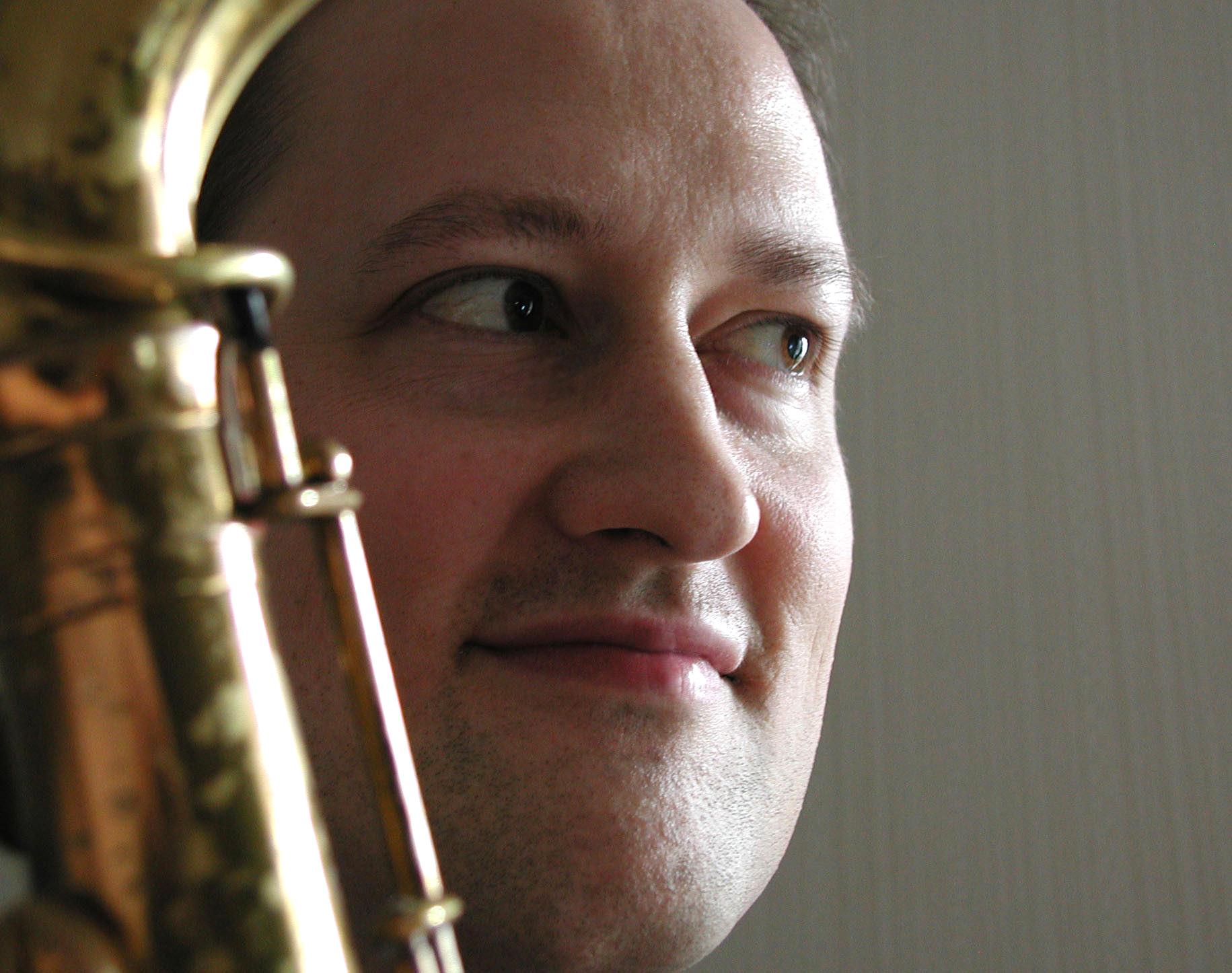 Joakim Milder, saxofon
