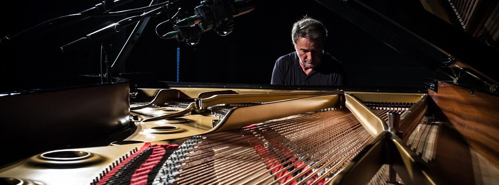 Bobo Stenson, piano