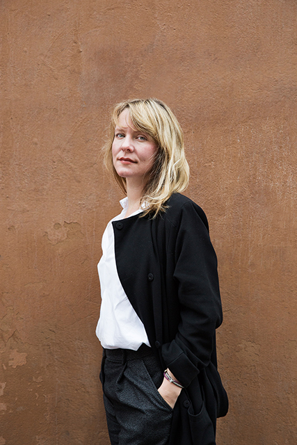 Edith Söderström, presentatör