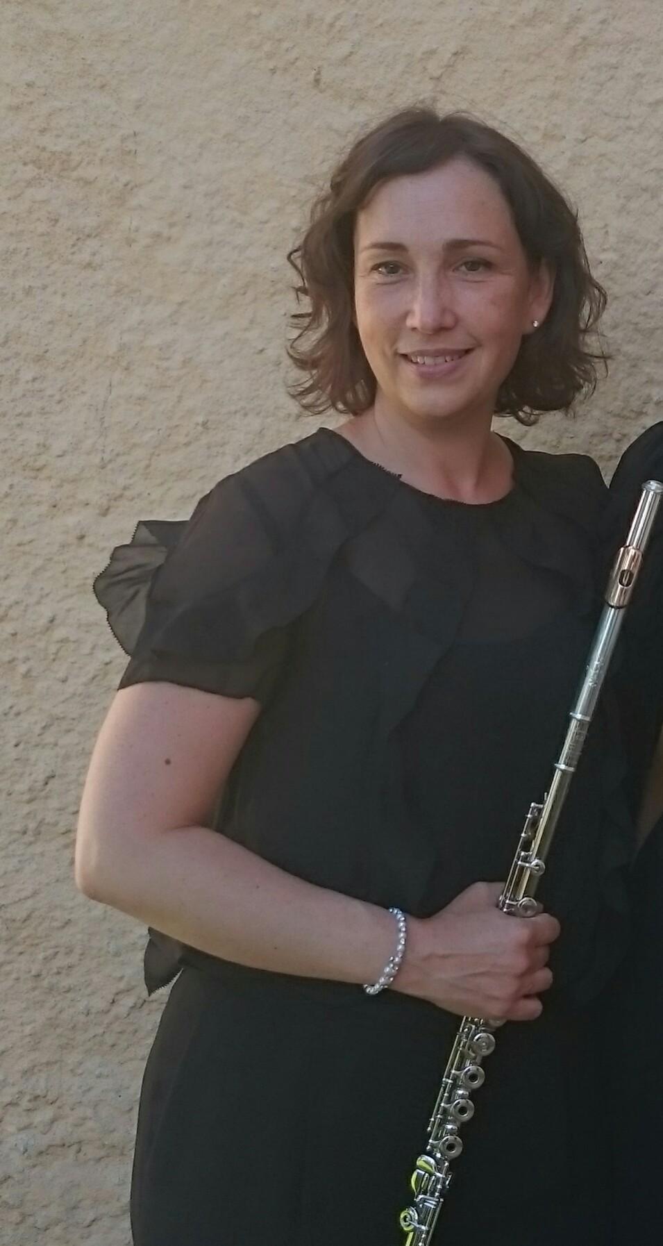 Kristina Eriksson, flöjt