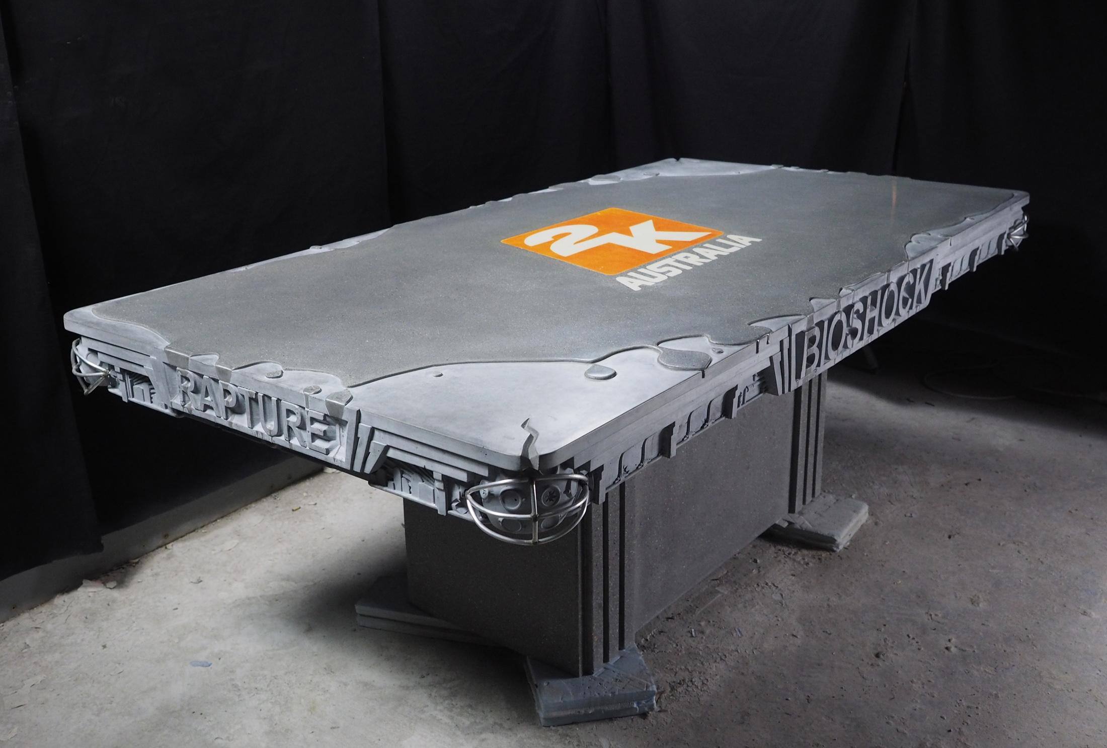 2KAustralia boardroom table
