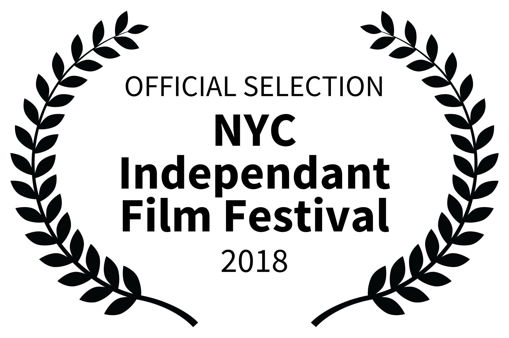 OFFICIAL SELECTION - NYC Independant Film Festival - 2018.png