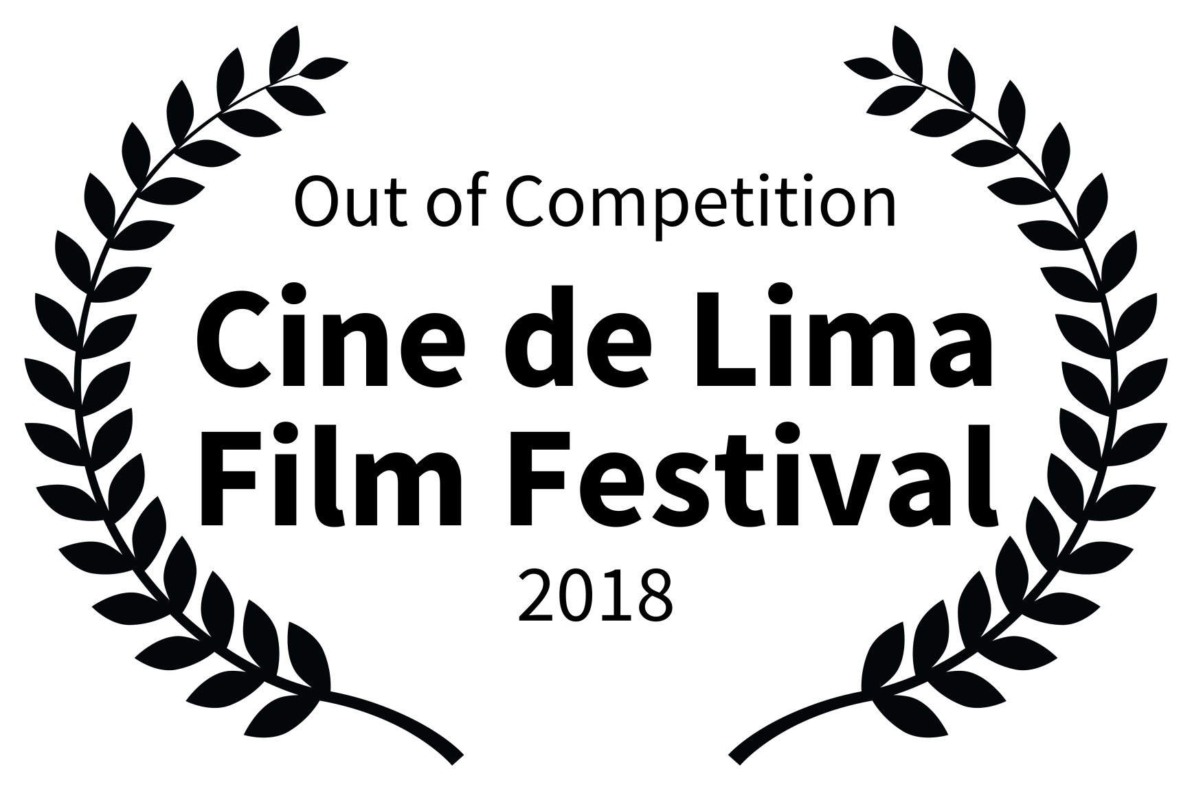 Out of Competition - Cine de Lima Film Festival - 2018.png