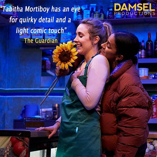 THE AMBER TRAP at @theatre503 💫 Running until 18th May  #503ambertrap #theatre #london #lgbt #lesbian #lgbttheatre