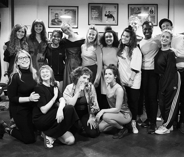 Workshopping with wonderful women. Doesn't get better. #watchthisspace #youwillknowhername 🍎