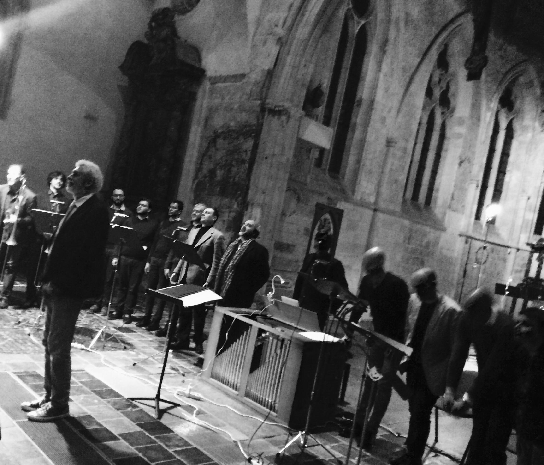 Marco Mencoboni - Cantar Lontano - David Van Bouwel @ organ