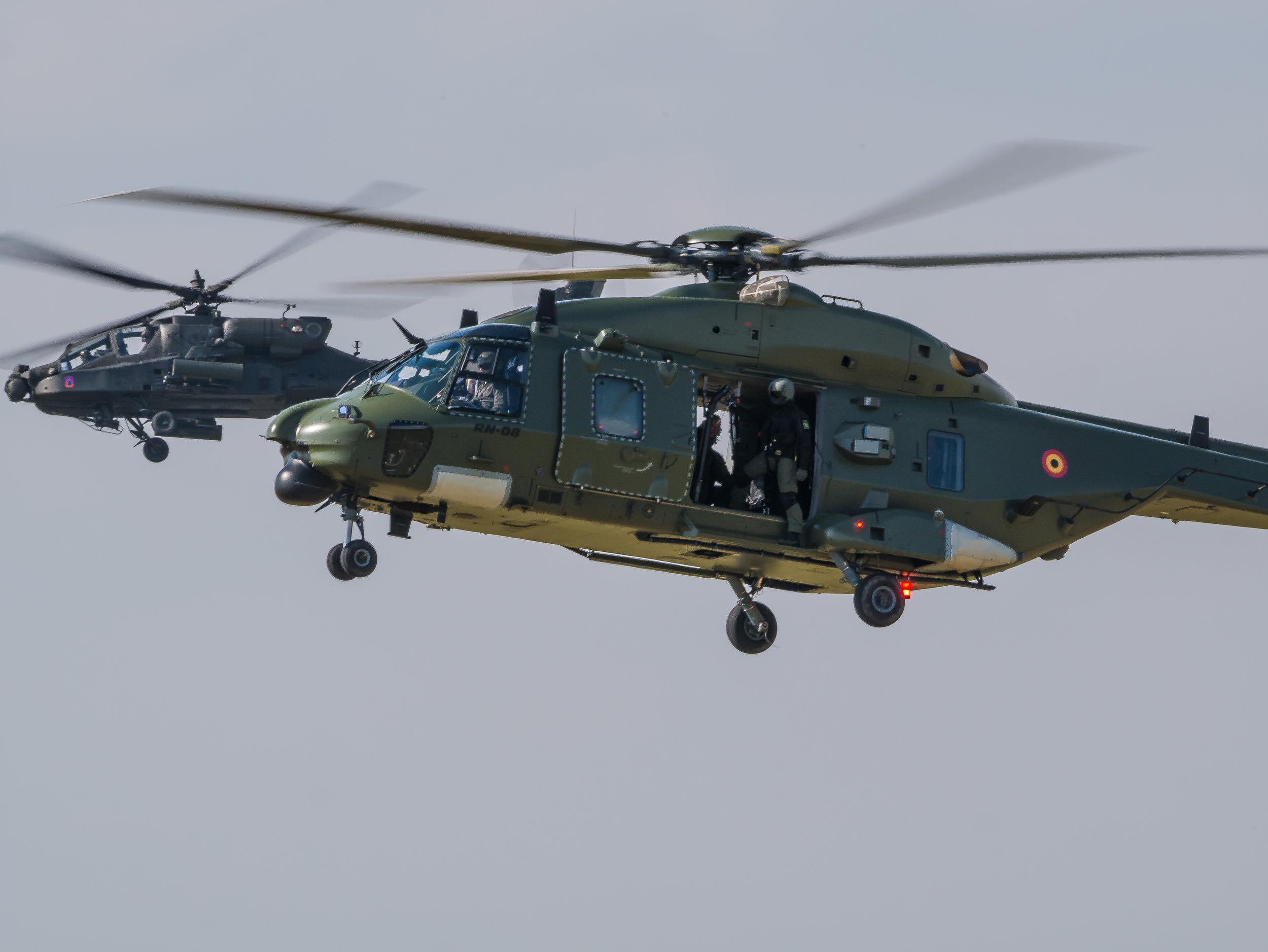 NH90 & Agusta A-109