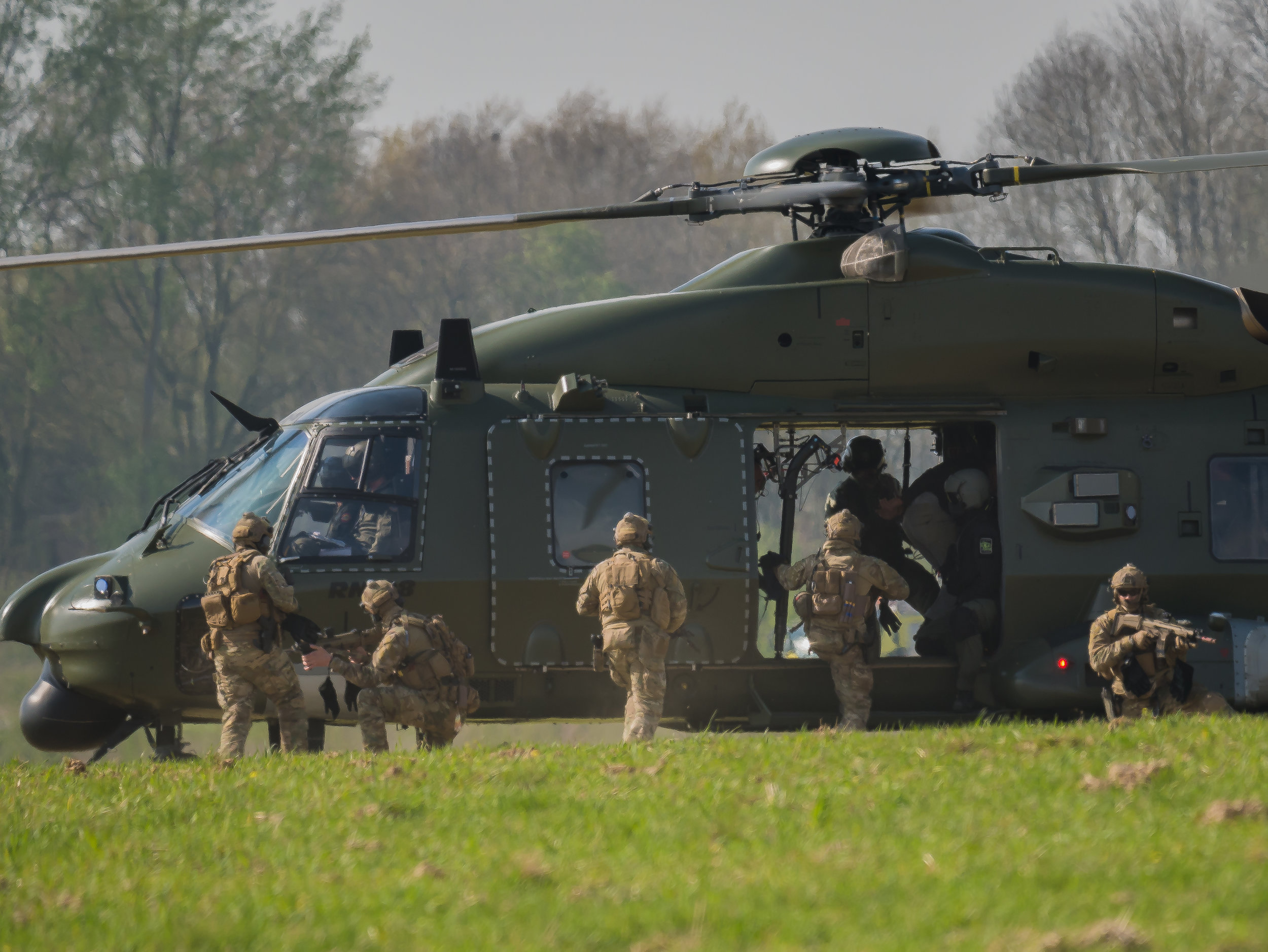 NH90 & Special Forces