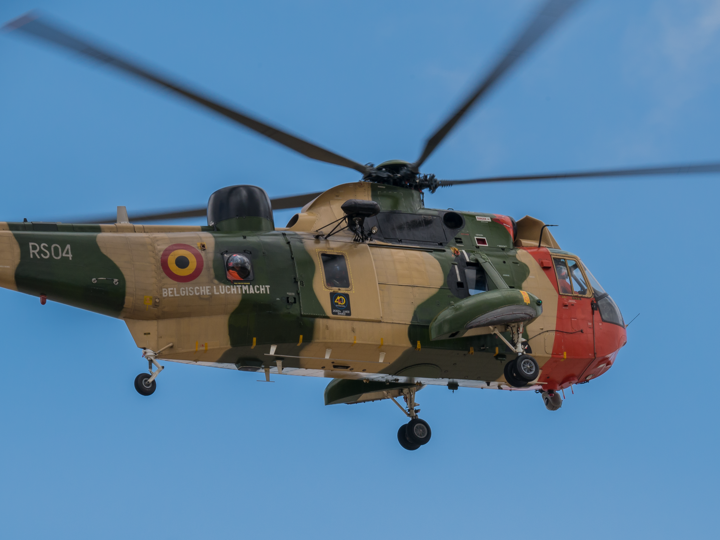 Seaking RS04 - 40SQN BAF