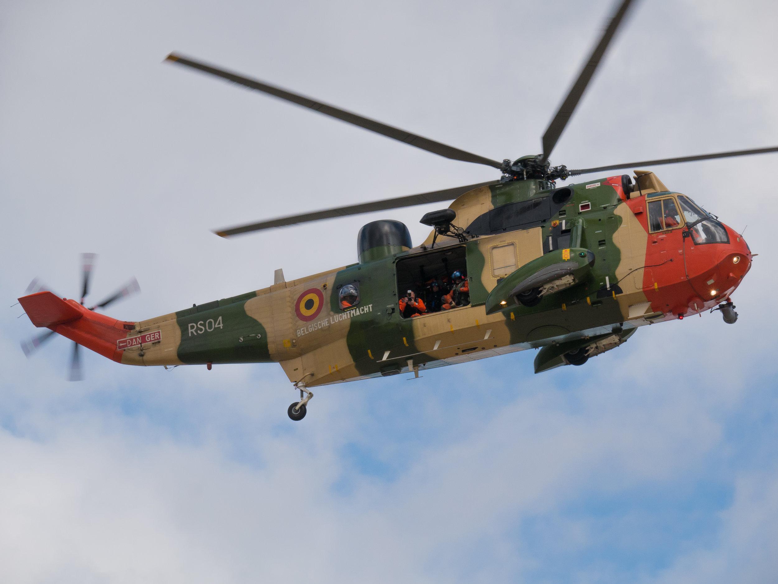 Seaking RS04 - 40SQN BAF