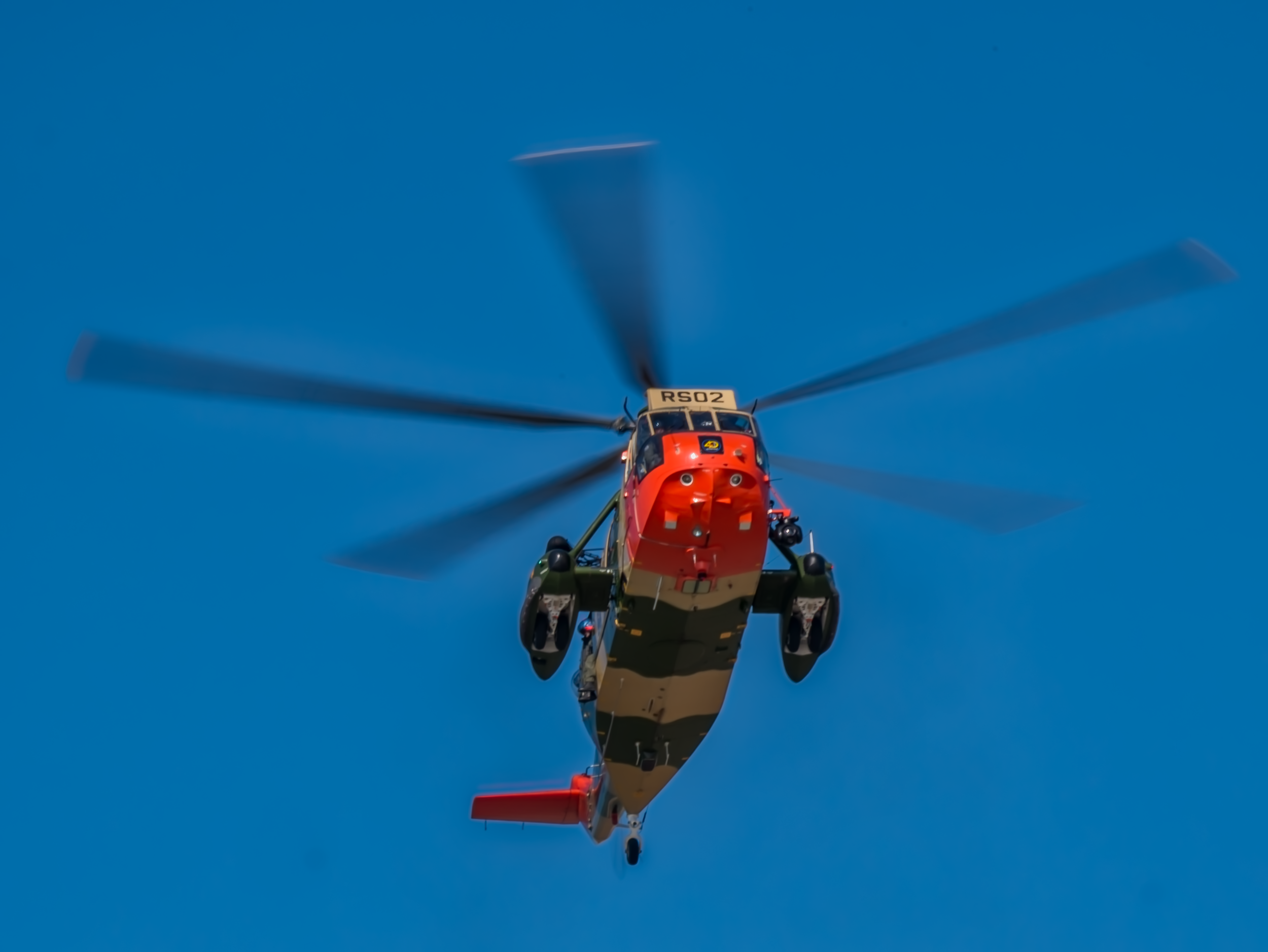 Seaking RS02