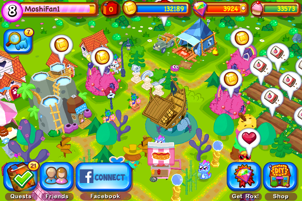 Moshi Monsters Tag Games Uk Mobile Game Developer