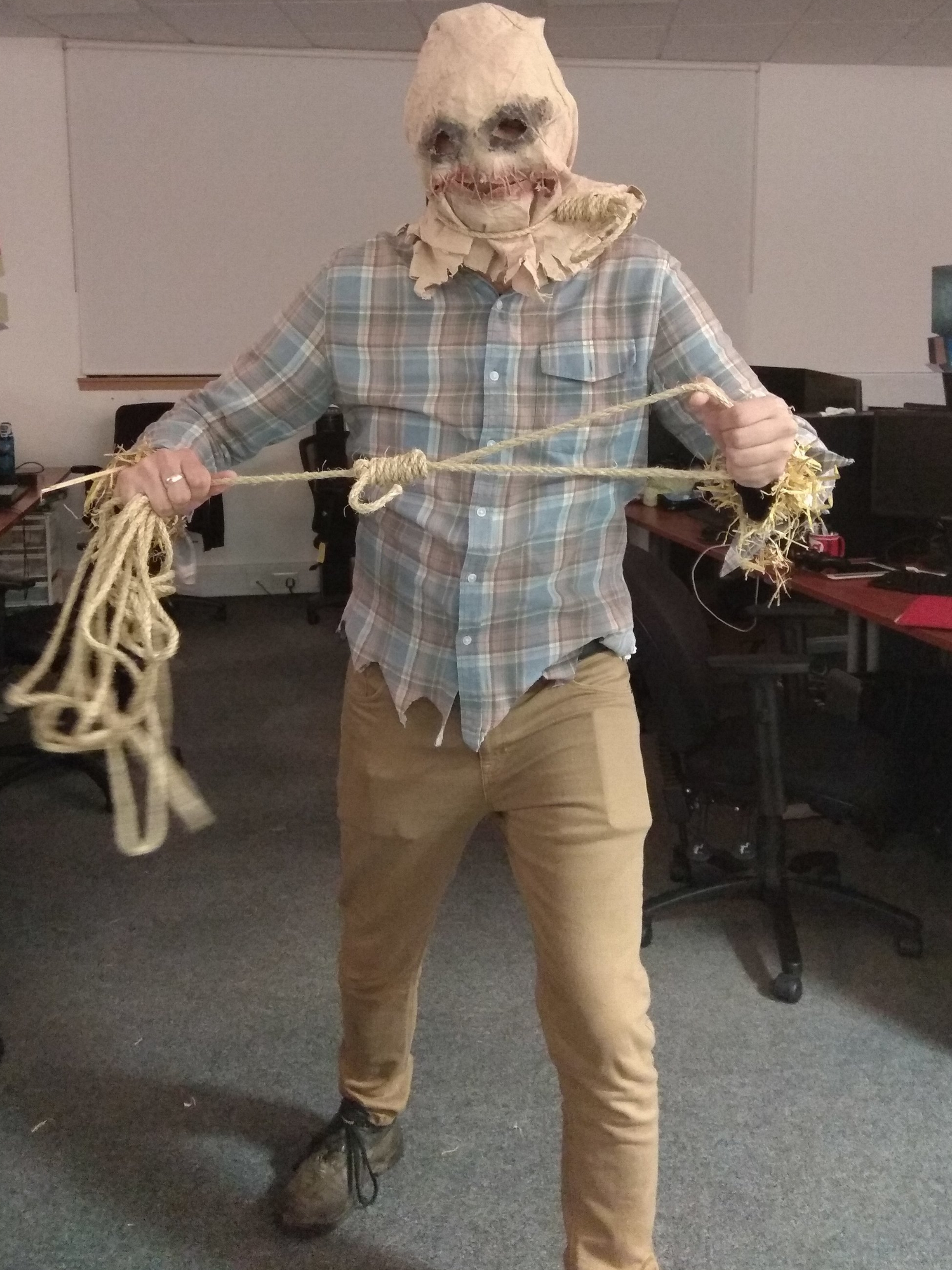 Scarecrow #2