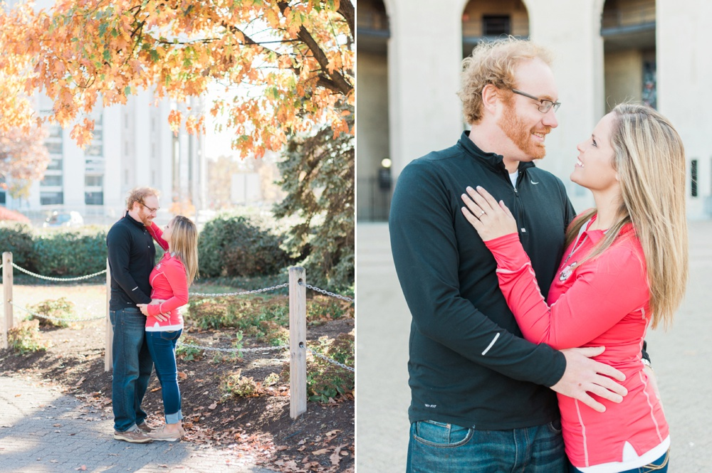 Columbus Ohio Engagement Photographer Anna Markley