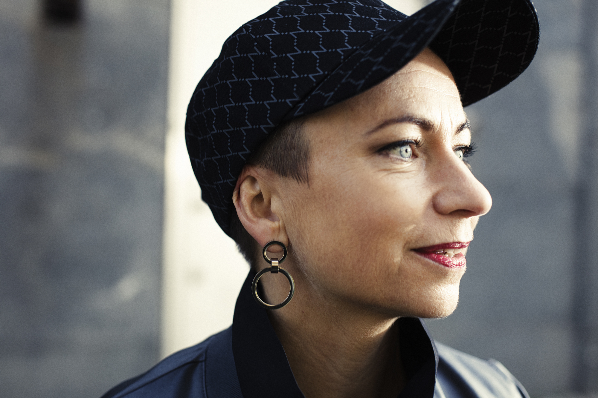 Marika Hedemyr Portrait