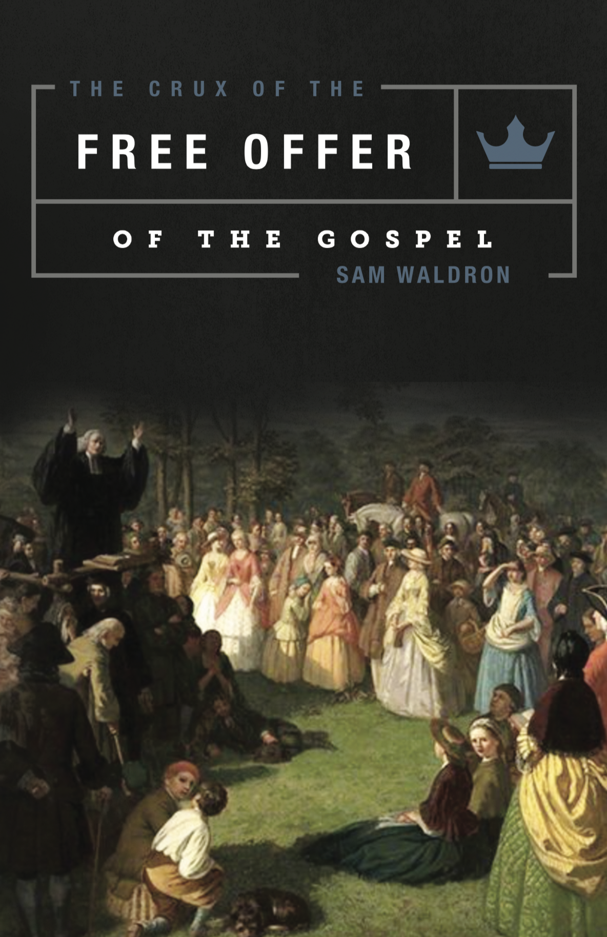 "- ""I am once again indebted to Sam Waldron for his precise exposition of the Scriptures regarding this critical issue facing the church. As always, he stands upon the Word of God an din the very center of the historical Reformed faith. This work not only substantiates the free offer of the gospel to all, but it will inspire the reader to be more diligent in the gospel ministry."" —Paul Washer""Can a Christian rightly say that God sovereignly determines whom He will save and sincerely offers. Christ to everyone who hears the gospel? Sam Waldron gives us a solid basis to say 'Yes'! His outline of sophisticated theological arguments makes constant reference to the Holy Scriptures to embolden preachers to preach unconditional election, particular redemption, and the free offer of the gospel."" —Joel BeekeOur Price: 14.00"