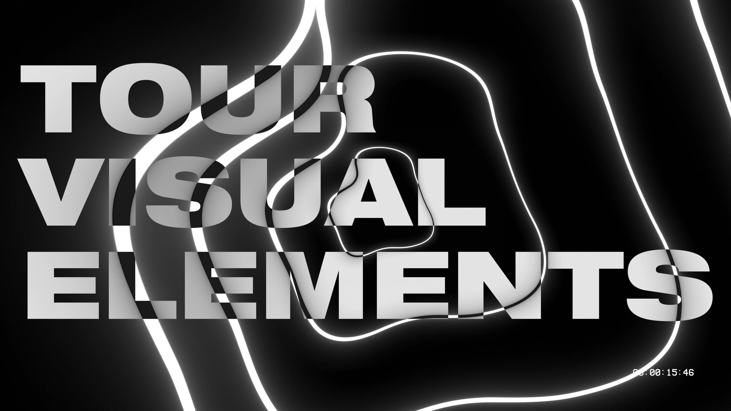 Tour Visuals Elements v1  |  $49+