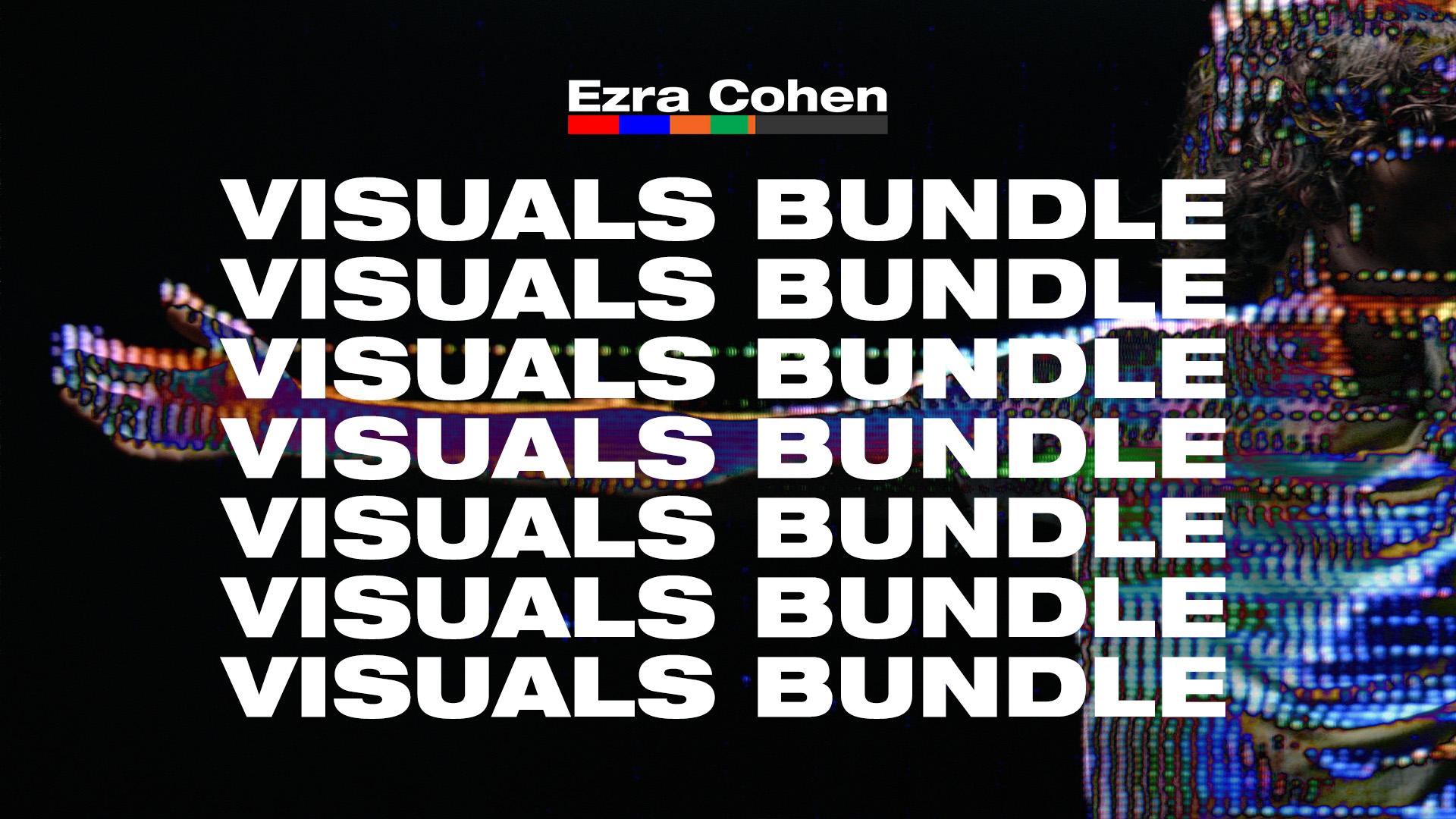 TOUR VISUALS BUNDLE   $165  Includes Masterclass plus Tour Visual Elements VOL 1+ 2 4K!