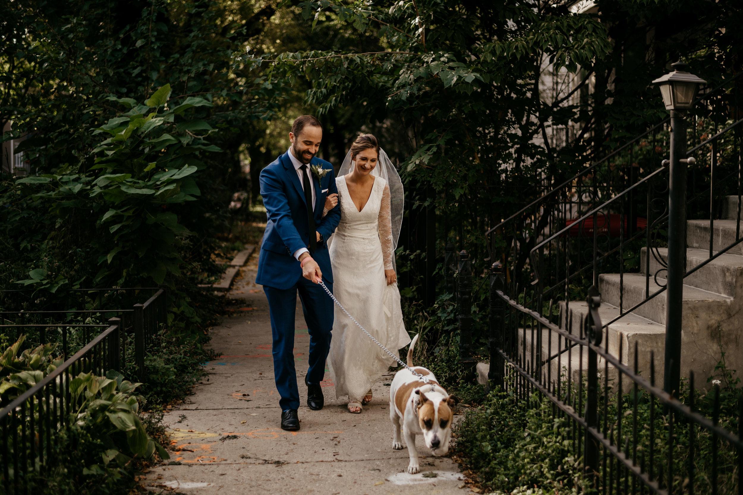Loft on Lake Chicago Wedding   Chicago Wedding Photographer