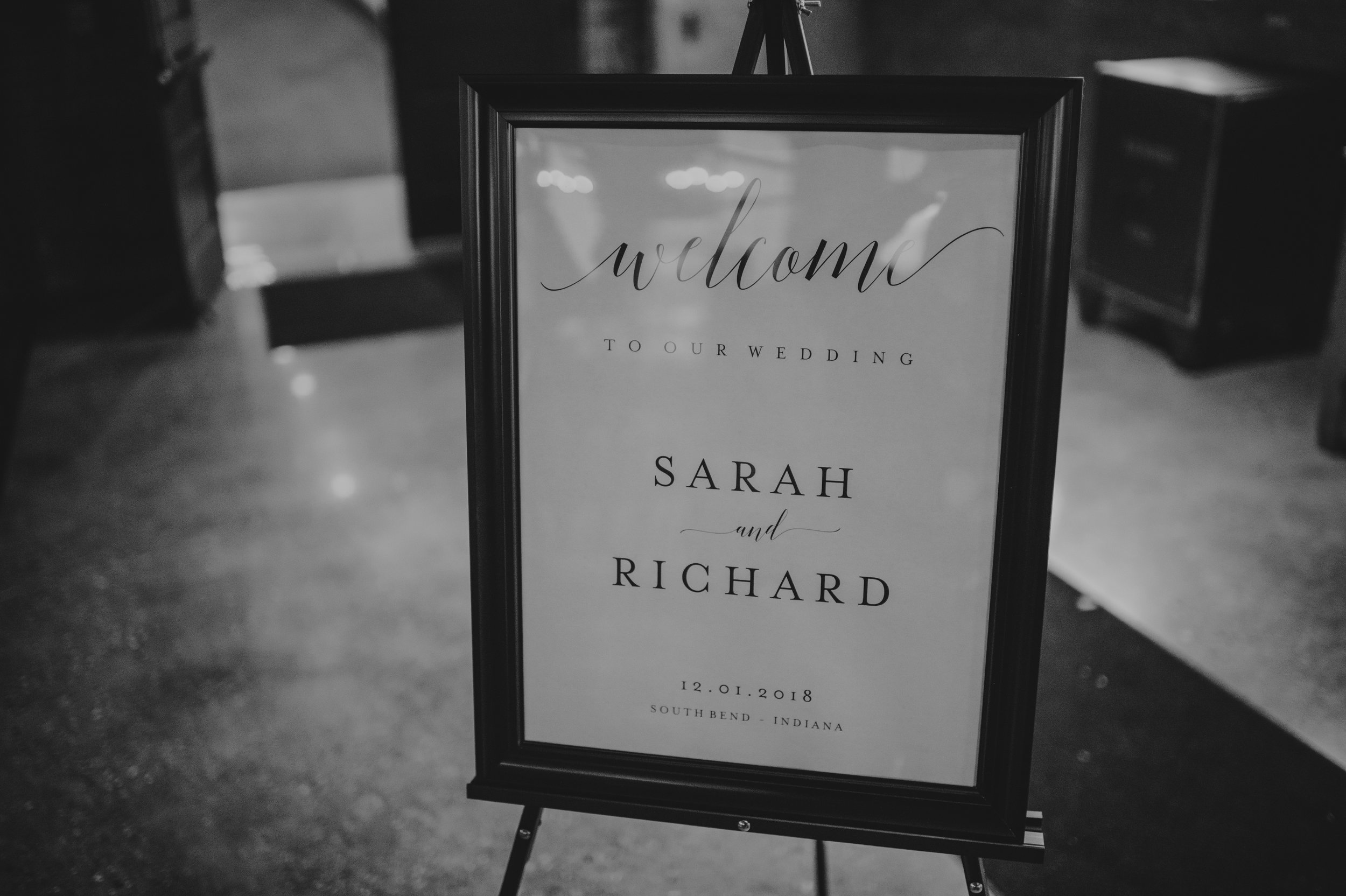 The Armory South Bend Indiana Wedding - Chicago Wedding Photographer