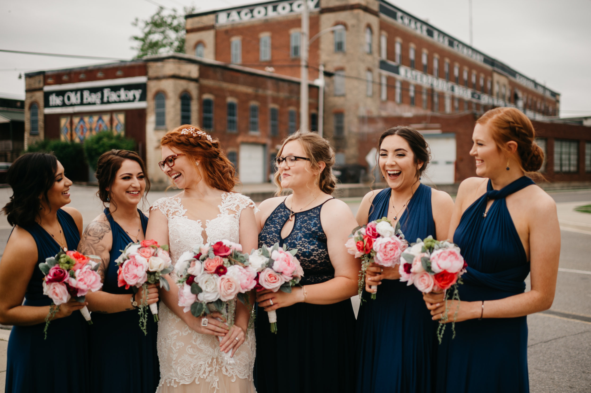 Bread & Chocolate Goshen IN Wedding - Hey Sisters! Photography