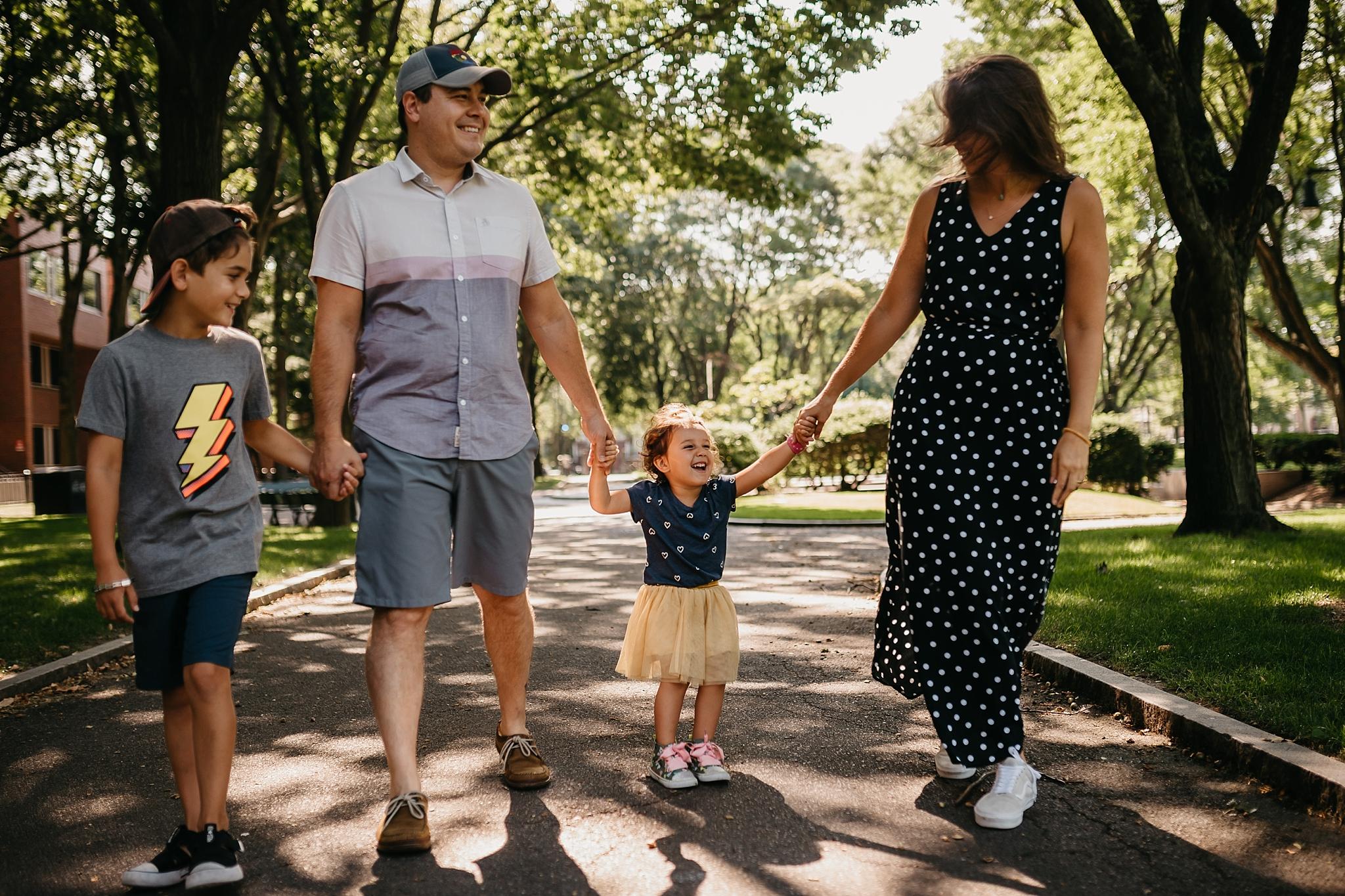 Cambridge Adventure Family Photos